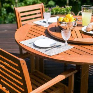 Mesa de jardin exterior
