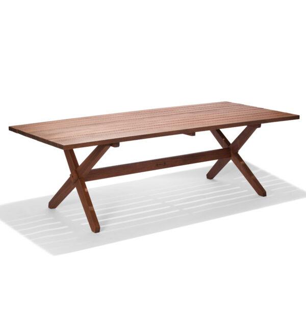 Mesa Timbo de madera para exterior
